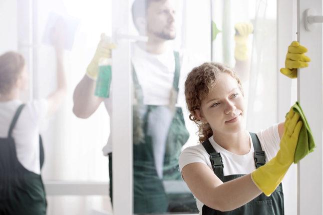 bien-être des femmes de ménage
