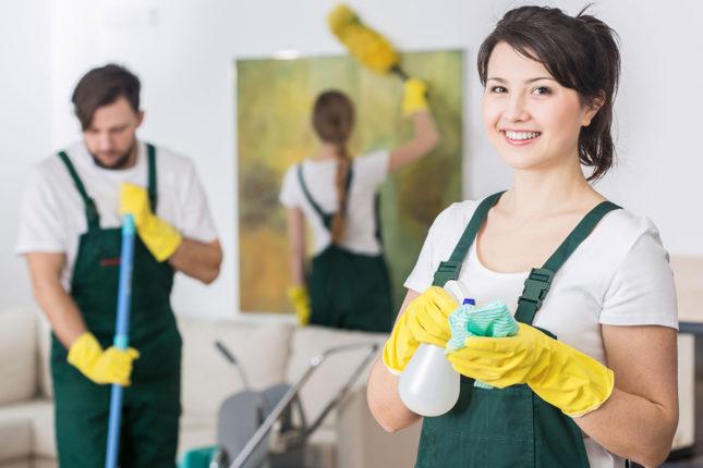 Avantages sociaux d'un emploi comme Femme de ménage Titres-Services